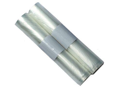 15cm x 20cm goffriert 200 x sacchetti sottovuoto tutti vakuumierer struttura-BUSTINA