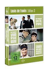 LOUIS DE FUNÈS - EDITION 3 3 DVD NEU