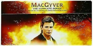 Macgyver-Original-Saisons-1-Pour-7-Complet-Collection-DVD-Neuf-DVD-PHE1308