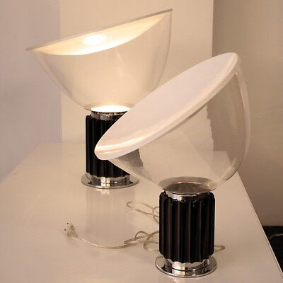 Lamps, Lighting Free Shipping Modern Taccia Table Lamp Silver/black/red Wine Finish For Choice