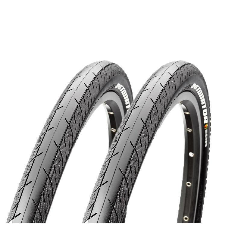 1 PAIR Maxxis Detonator 26 x 1.5 . 26 inch MTB Tyres for Road Bike Cycling