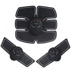 12pcs Muscle Toner EMS Machine Wireless Toning Belt Simulation ABS Fat Burner US