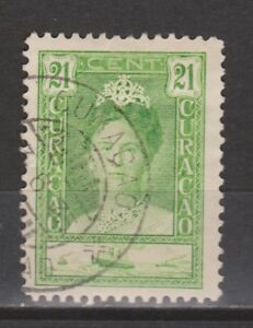 Curacao-95-TOP-CANCEL-CURACAO-Wilhelmina-1928