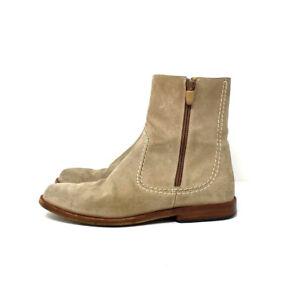 Hogan Suede Boots Women's Size 7.5/37.5 | eBay