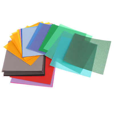 50 Sheets Square Folding Lucky Sheets Colorful Single Sided Origami Paper Crafts