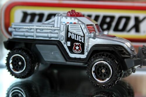2014 Matchbox #65 MBX Heroic Rescue Road Raider