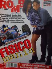 Auto & Sport ROMBO 50 1997 Storia e visita alla casa automobilistica LOTUS