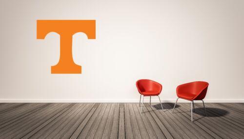 Tennessee Volunteers NCAA Wall Decal Decor Bedroom Wall Decal Vinyl