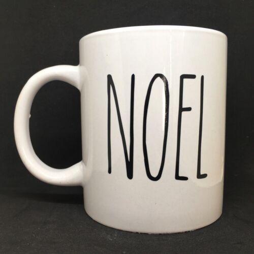 DIY Christmas Mug//Glass Gift Rae Dunn Style NOEL Vinyl Decal Sticker