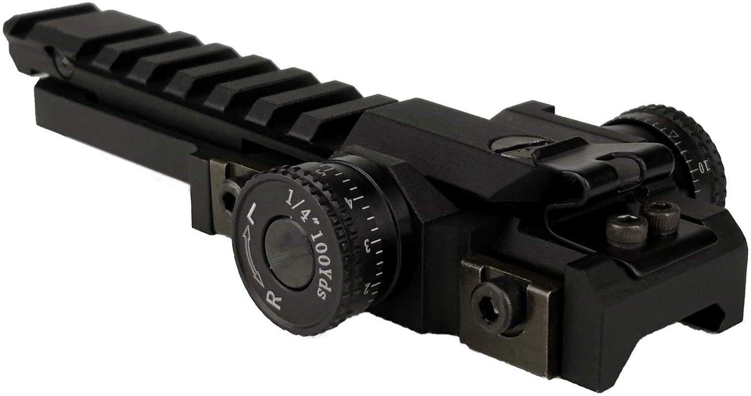 Adjustable Weaver Rail ZB/_Lite Pro Zeroing Block Weaver to Weaver Mount