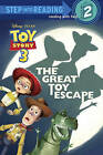 Toy Story 3: The Great Toy Escape by Kitty Richards (Paperback / softback)