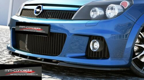 Spoilerlippe für Opel Astra H OPC Nürburg Edition Frontspoiler Spoiler Ansatz