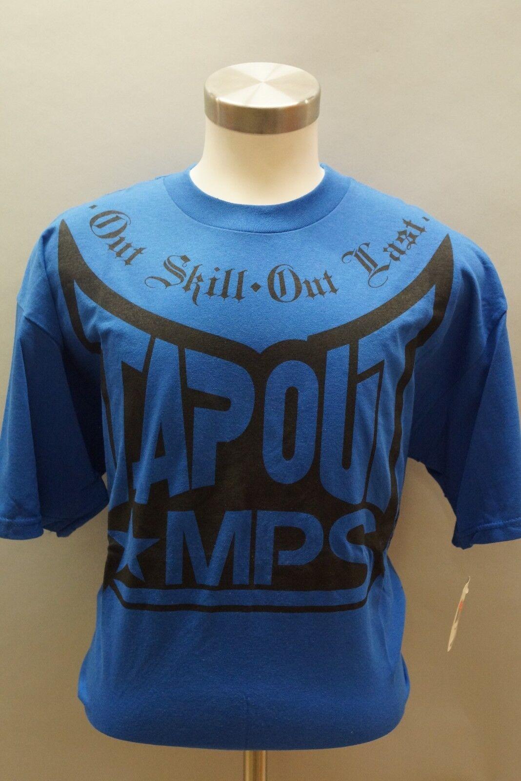 Neuf avec étiquettes Homme Tapout 2XL T-Shirt Taille XL, 2XL Tapout Blu 333412249V7 71843e