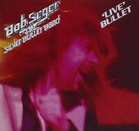 Bob Seger & The Silver Bullet Band Cd - Live Bullet (2011) - Unopened - Rock