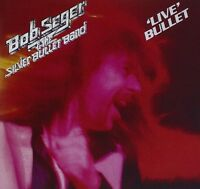 Bob Seger & The Silver Bullet Band Cd - Live Bullet (2011) - Unopened - Rock