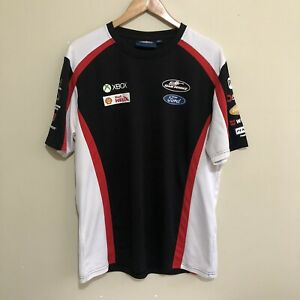 Marcos-Ambrose-17-DJR-Team-Penske-V8-Supercars-Racing-T-Shirt-Mens-XL