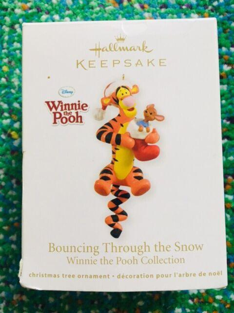 Hallmark Disney Keepsake 2012 ~ Bouncing Through the Snow ~ Tigger ~ NIB / NEW!