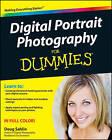 Digital Portrait Photography For Dummies by Doug Sahlin (Paperback, 2009)
