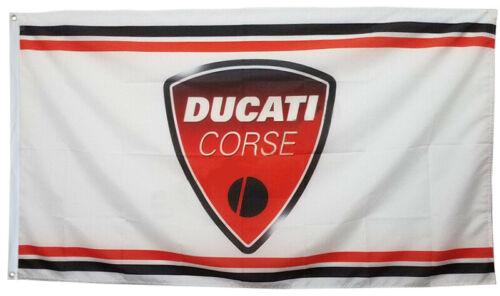 Ducati Corse Flag 3x5FT banner