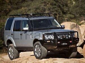 Land Rover Lr3 Land Rover Lr4 Rock Sliders W Tree Bars Side Steps
