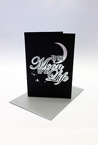 Moon of my life a6 game of thrones greeting card dothraki silver image is loading moon of my life a6 game of thrones m4hsunfo