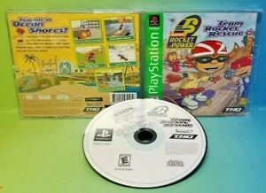 Rocket-Power-Team-Rescue-Playstation-1-2-PS1-PS2-Rare-Game-Tested-Working