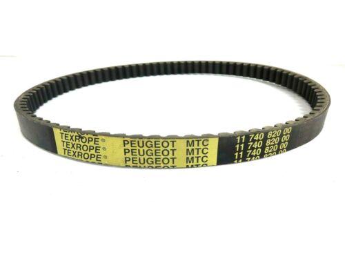 Elyseo OEM Peugeot Metal-X Speedfight II 100 cc Drive Belt 740820 Trekker