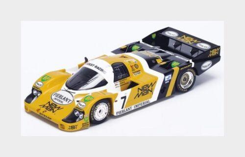Porsche 956L Turbo Newman Joest Racing #7 Winner Le Mans 1984 SPARK 1:64 Y115 Mo