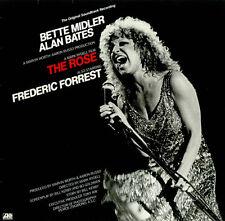 Bette Midler - The Rose - Original Motion Picture Soundtrack - UK CD album 1979