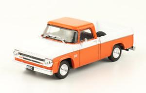 Dodge-D-100-1975-Rare-Argentina-Truck-Diecast-Scale-1-43-Sealed-Magazine