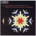 Giuseppe Martucci - : Symphonies Nos. 1 & 2 (2003)