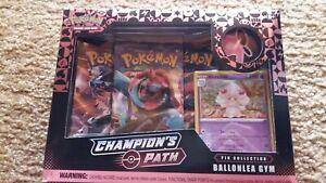 Pokemon Champions Path Pin Collection Ballonlea Gym Look Ebay Pokemon that appear on ballonlea. details about pokemon champions path pin collection ballonlea gym look
