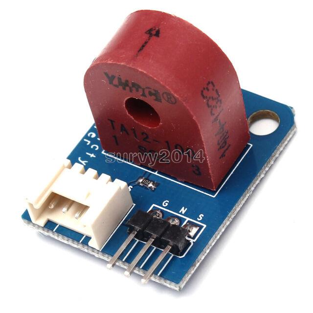 Analog Current Meter Modul AC 0 ~ 5a Amperemeter Sensor Board für Arduino