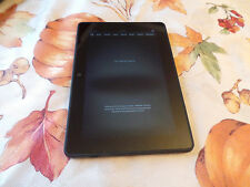 Amazon Kindle Fire HDX 7 (3rd Generation) 16GB, Wi-Fi, 7in - Black Unit 4035