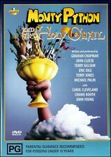 MONTY PYTHON & the HOLY GRAIL (John CLEESE Graham CHAPMAN) British COMEDY DVD