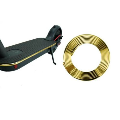 Anti-collision Body Strip For Xiaomi M365 Electric Scooter Protector Tape Sports