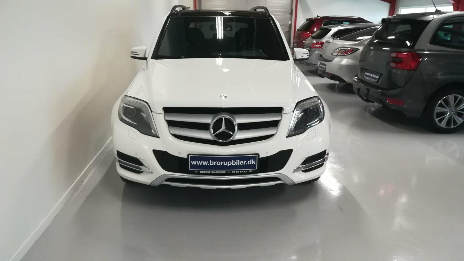 Mercedes GLK220 2,2 CDi aut. 4-M BE 5d - 389.900 kr.