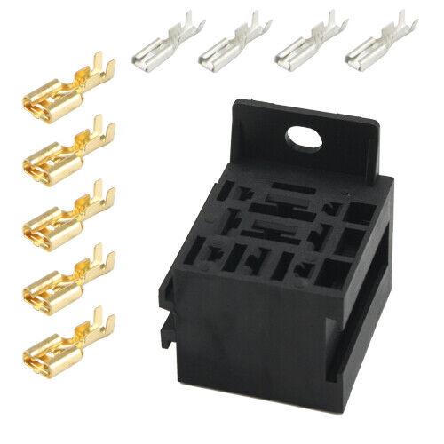 Relaishalter für Mini Relais Fassung Sockel Halter