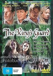 THE-KINGS-GUARD-DVD-Eric-Roberts-Medieval-Action-movie-2000-REGION-4-AUST