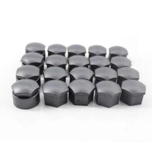 Wheel Lug Nut Bolt Center Cover Gray Caps for Audi Skoda 1pcs 22mm Tool Newest