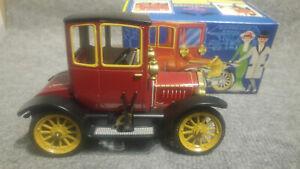 Blechspielzeug Schuco Oldtimer Replica Nr.:1227 Ford Coupe T 1917 In Ovp Wie Neu/unbespielt Elegantes Und Robustes Paket