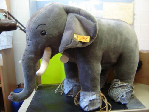 AND tolles Sammelobjekt Neu Steiff 501470 Studio Elefant 70cm