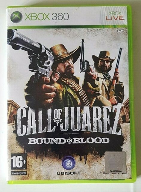 Call Of Juarez Bound In Blood - Xbox 360 - PAL - Complet