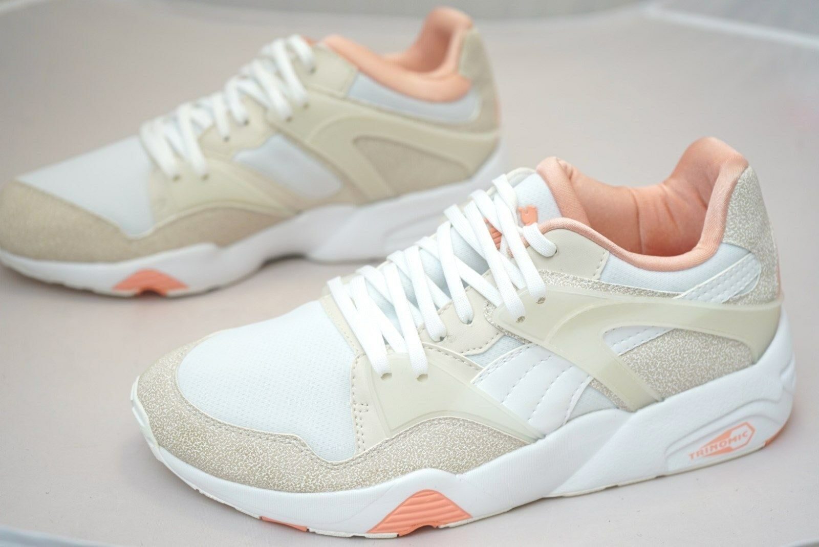 Puma Blaze Filtered Womens shoes Trainers Size UK 7   EU 40.5 White (MEW)