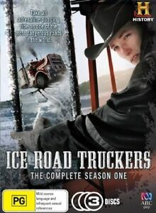 DVD-ICE-ROAD-TRUCKERS-THE-COMPLETE-SEASON-1-3-DISC-LIKE-NEW-CONDITION