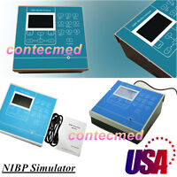 2017 Newest Nibp Simulator Non-invasive Blood Pressure Simulation Color Lcd Usa
