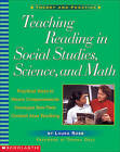 Teaching Reading in Social Studies, Science, and Math: Practical Ways to Weave Comprehension Strategies Into Your Content Area Teaching by Laura Robb, Judy Lynch (Paperback / softback, 2003)