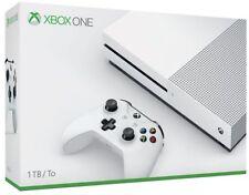 Microsoft Xbox One S 1TB Console - White