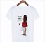 Wholesale-Fashion-Women-039-s-Casual-T-shirt-Short-Sleeve-Round-Neck-T-Shirts thumbnail 15