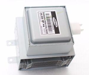 Original Genuine Samsung Om75p 31 Esgn Magnetron From
